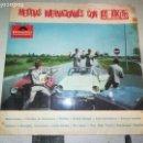 Discos de vinilo: MELODIAS INTERNACIONALES CON LOS JOKERS - LP. Lote 160315420