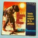 Discos de vinilo: LA MUERTE TENIA UN PRECIO (BSO EP 1965) MUSICA ENNIO MORRICONE. Lote 158913882