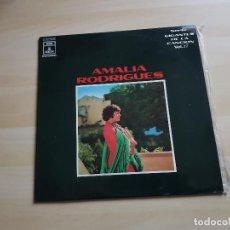 Disques de vinyle: AMALIA RODRIGUES - GIGANTES DE LA CANCIÓN VOL. 27 - LP - VINILO - EMI - 1970. Lote 150842582