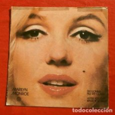 Discos de vinilo: MARILYN MONROE (BSO SINGLE 1982) I'M GONNA FILE MY CLAIM - AFTER YOU GET WHAT YOU WANT. Lote 150842650