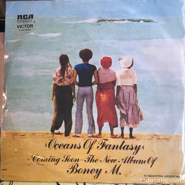 Discos de vinilo: Sencillo argentino de Boney M año 1979 - Foto 2 - 147408886