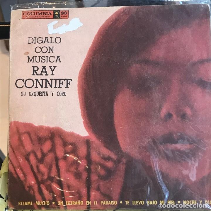 DOS EPS ARGENTINOS DE RAY CONNIFF CON SU ORQUESTA Y CORO (Música - Discos de Vinilo - EPs - Orquestas)