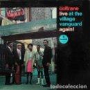 Discos de vinilo: JOHN COLTRANE COLTRANE LIVE AT THE VILLAGE VANGUARD AGAIN! LP. Lote 150851370