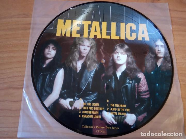 Discos de vinilo: Metallica-Bay area trashers - Foto 2 - 150851730