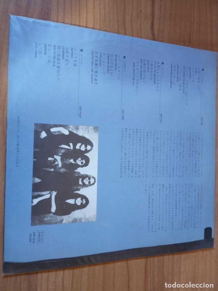 Discos de vinilo: Metallica-live japon - Foto 2 - 150851778
