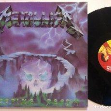 Discos de vinilo: METALLICA - CREEPING DEATH - EP 12 45 ORIGINAL UK 1984 - MUSIC FOR NATIONS. Lote 150855942