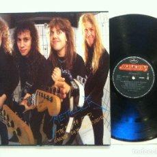 Discos de vinilo: METALLICA - THE $5.98 E.P GARAGE DAYS RE REVISITED - EP 12 45 ESPAÑOL - MERCURY. Lote 150863418