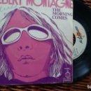 Discos de vinilo: SINGLE (VINILO) DE GILBERT MONTAGNE AÑOS 70. Lote 150871062