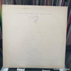 Discos de vinilo: JETHRO TULL – M . U . - THE BEST OF JETHRO TULL 1976 UK POSTER . Lote 150939646
