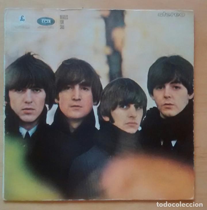 THE BEATLES - BEATLES FOR SALE / ED UK GATEFOLD (Música - Discos - LP Vinilo - Pop - Rock Extranjero de los 50 y 60)