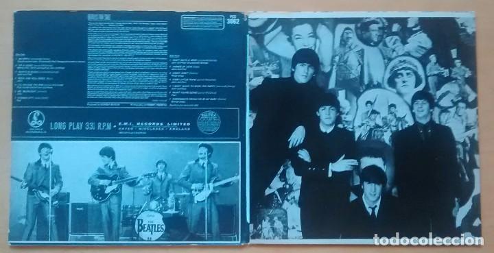 Discos de vinilo: The beatles - Beatles for sale / ed UK gatefold - Foto 2 - 150945930