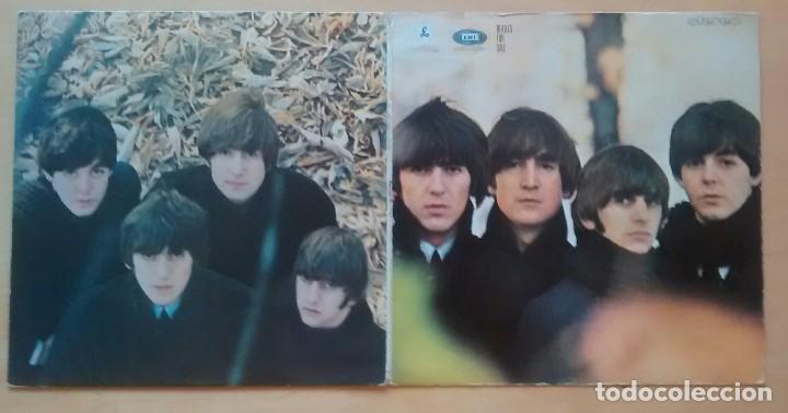 Discos de vinilo: The beatles - Beatles for sale / ed UK gatefold - Foto 3 - 150945930