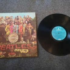 Discos de vinilo: THE BEATLES ‎– SGT. PEPPER'S LONELY HEARTS CLUB BAND 1967 ED ESPAÑOLA . Lote 150946794