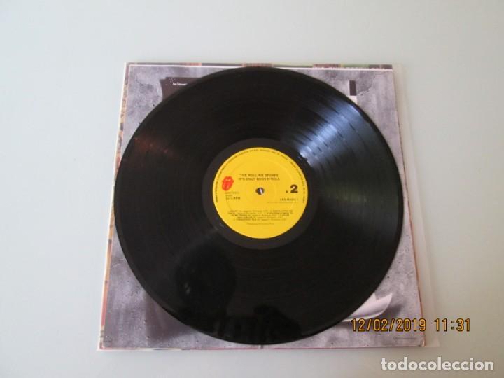 Discos de vinilo: The Rolling Stones – It's Only Rock 'N Roll - Foto 6 - 150949138