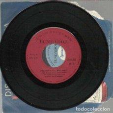 Discos de vinilo: FUNDADOR 10.171 - ANA MARIA LA JEREZANA– FIESTA FLAMENCA / ROSA MALENA- BODA EN EL CIELO...- EP 1969. Lote 150953710