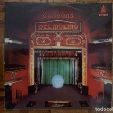 Discos de vinilo: CANÇONS DEL MOLINO SELLO: HISPAVOX ?– HHS 11-339 SERIE: SERIE ESTEL – FORMATO: VINYL, LP, ALBUM, GAT. Lote 150956458