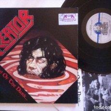 Discos de vinilo: KREATOR - OUT OF THE BARK - EP CON ENCARTE 12 33 1988 - NOISE. Lote 150959582
