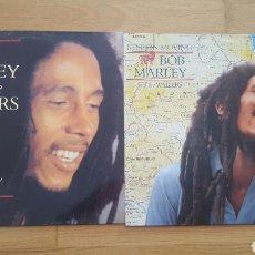 Discos de vinilo: LOTE DE 2 MAXI SINGLES BOB MARLEY. Lote 155522032