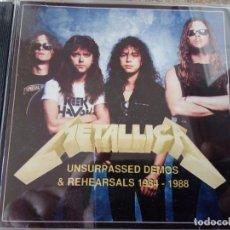 Discos de vinilo: METALLICA-USURPASSED DEMOS & REHEARSALD 84,88. Lote 150967734