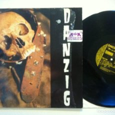 Discos de vinilo: DANZIG - NOT OF THIS WORLD (LIVE IN USA 1989) - LP 1991 - FLASHBACK. Lote 150968302
