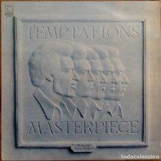 Discos de vinilo: THE TEMPTATIONS : MASTERPIECE [ESP 1982] LP. Lote 150970098