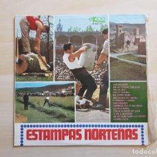 Discos de vinilo: ESTAMPAS NORTEÑAS - LP - VINILO - EKIPO - 1968. Lote 150978166