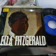 Discos de vinilo: ELLA FITZGERALD EP STARDUST + 3 ESPAÑA 1963 EN PERFECTO ESTADO. Lote 150980253