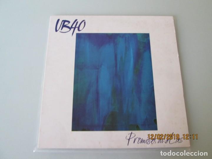 UB40 ?– PROMISES AND LIES (Música - Discos - LP Vinilo - Reggae - Ska)