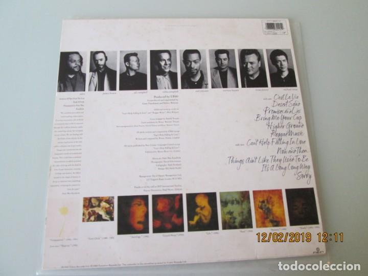 Discos de vinilo: UB40 ?– Promises And Lies - Foto 2 - 150983802