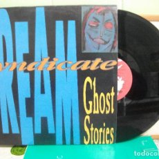 Discos de vinilo: THE DREAM SYNDICATE GHOST STORIES LP SPAIN 1988 PDELUXE. Lote 150989582