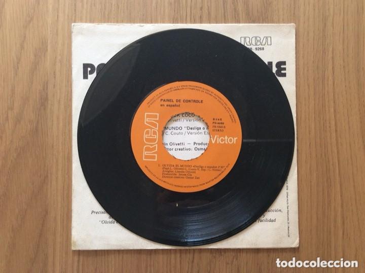 Discos de vinilo: PAINEL DE CONTROLE EN ESPAÑOL EDIC ESPAÑA RCA 1978 DISCO EXC - Foto 3 - 150993710