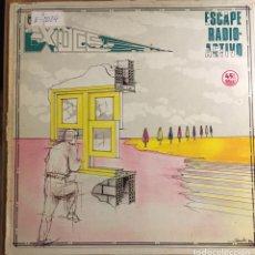 Discos de vinilo: EXOCET ESCAPE RADIO-ACTIVO MAXI DISCOS VICTORIA AÑO 1984. Lote 150999182