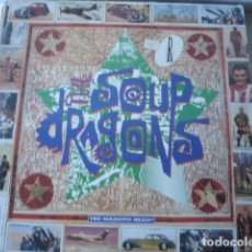 Discos de vinilo: THE SOUP DRAGONS THE MAJESTIC HEAD?. Lote 151003646