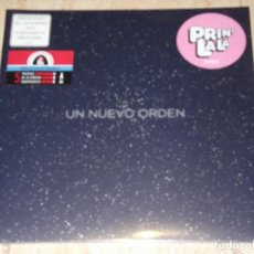 Discos de vinilo: LP- PRIN LA LA -UN NUEVO ORDEN- POP PSICODELIA- (VAINICA DOBLE,SYD BARRETT) EDICION DE LUJO+CD+POSTE. Lote 151013474