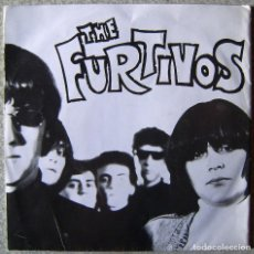 Discos de vinilo: THE FURTIVOS(LOS FURTIVOS)...DR EXTRAÑO/NO PUEDO AGUANTAR MAS..ROCK ARAGON..MUY DIFICIL.PROMO..EX. Lote 151021206