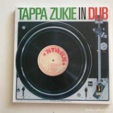 Discos de vinilo: TAPPA ZUKIE - IN DUB (1976) - LP REEDICIÓN JAMAICAN RECORDINGS 2011 NUEVO. Lote 151058638