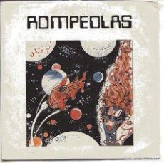 Discos de vinilo: ROMPEOLAS / VUELO EXPERIMENTAL / CREDO (SINGLE 1984). Lote 151068542