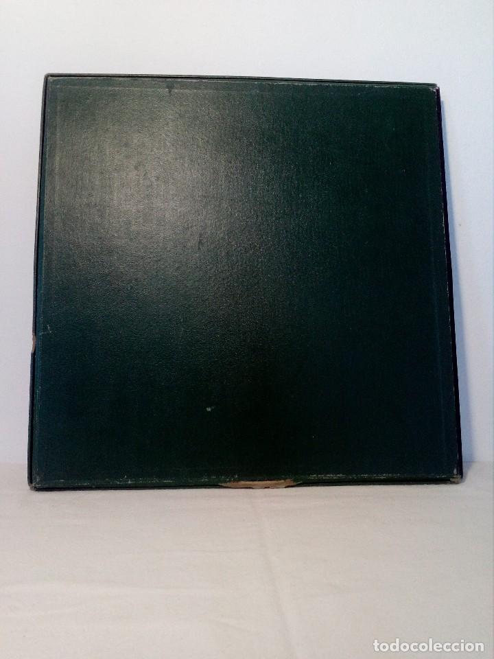 Discos de vinilo: BEETHOVEN CAJA CON 2 LP LIBRETO CID 3039-3040 (DISCOS CID) DIBUJO PORTADA: IZQUIERDO - Foto 2 - 151076842