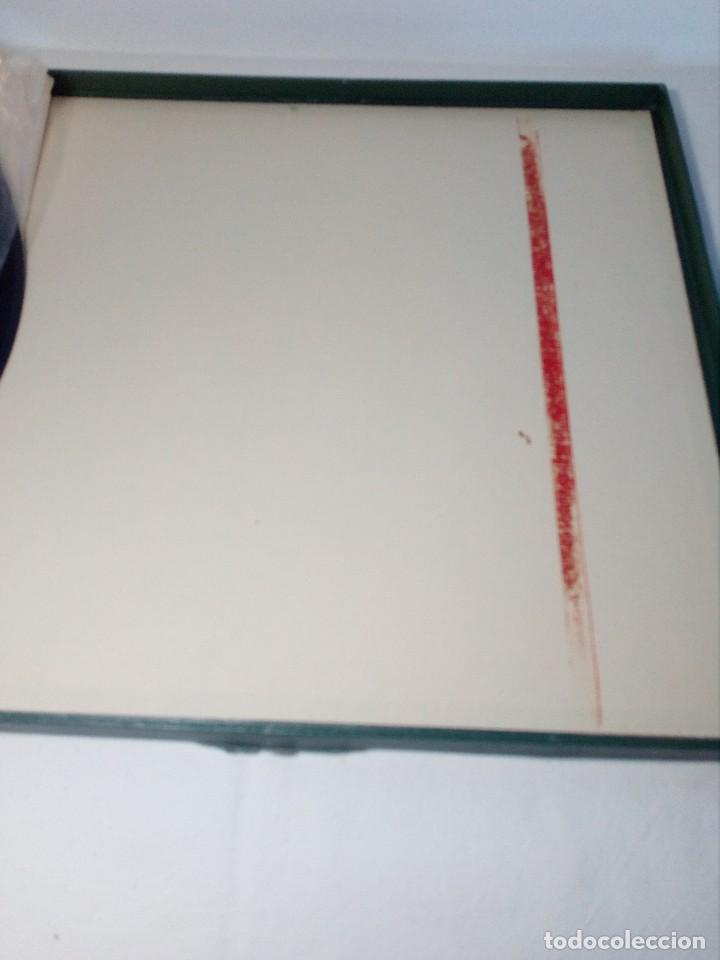 Discos de vinilo: BEETHOVEN CAJA CON 2 LP LIBRETO CID 3039-3040 (DISCOS CID) DIBUJO PORTADA: IZQUIERDO - Foto 21 - 151076842