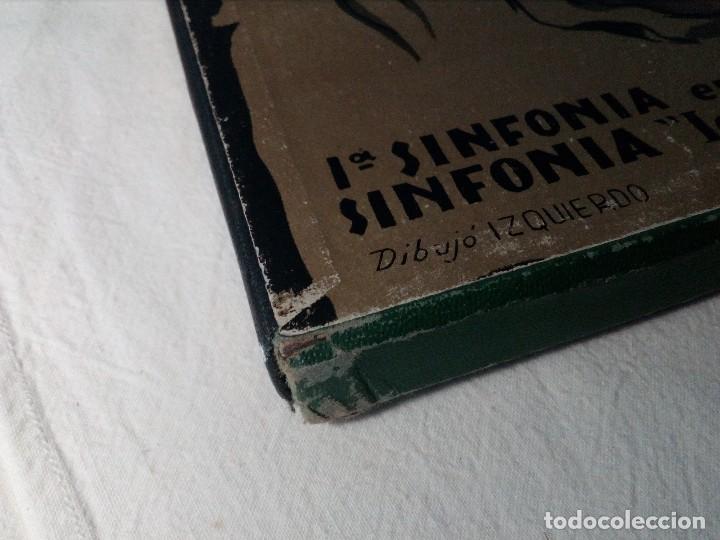 Discos de vinilo: BEETHOVEN CAJA CON 2 LP LIBRETO CID 3039-3040 (DISCOS CID) DIBUJO PORTADA: IZQUIERDO - Foto 25 - 151076842