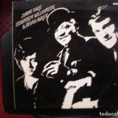 Discos de vinilo: JIMMY PAGE, SONNY BOY WILLIAMSON & BRIAN AUGER- LP.. Lote 151120370