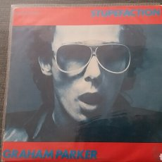 Discos de vinilo: STUPEFACTION. GRAHAM PARKER. STIFF-RECORDS, SPAIN 1980.. Lote 151123820