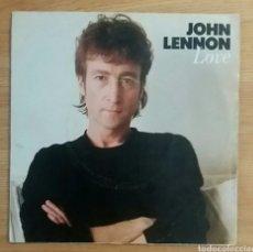 Discos de vinilo: JOHN LENNON. LOVE. SINGLE EMY ODEON 1982.. Lote 151134882