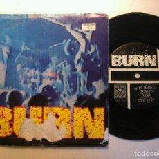 Discos de vinilo: BURN - BURN - EP CON INSERTO - 1990 - REVELATION RECORDS. Lote 151135642