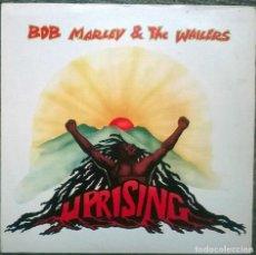 Discos de vinilo: BOB MARLEY & WAILERS. UPRISING. ISLAND, GERMANY 1980 LP. Lote 151155066