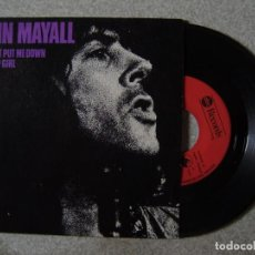 Discos de vinilo: JOHN MAYALL.YOU CANT PUT ME DOWN + 1...EX....PEDIDO MINIMO 5€. Lote 151162378
