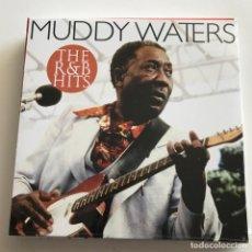 Discos de vinilo: MUDDY WATERS - R&B HITS - LP VINYL PASSION 2019 NUEVO. Lote 151193954