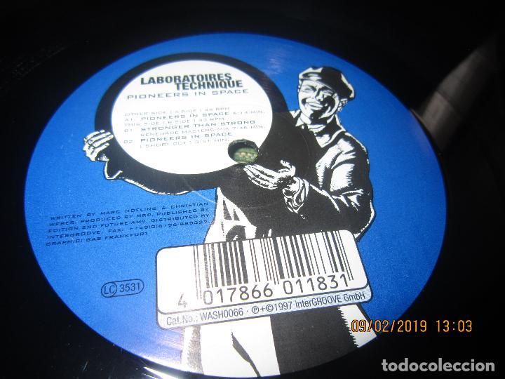 Discos de vinilo: WASH - WASH MAXI 33 / 45 R.P.M. - ORIGINAL ALEMAN - KIKO RECORDS 1997 - Foto 4 - 151201670