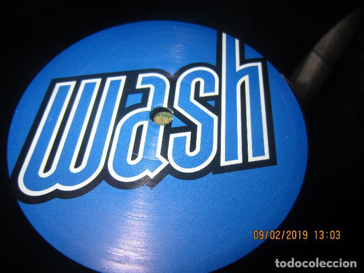 Discos de vinilo: WASH - WASH MAXI 33 / 45 R.P.M. - ORIGINAL ALEMAN - KIKO RECORDS 1997 - Foto 5 - 151201670