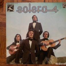 Discos de vinilo: SOLERA-4 SELLO: PHILIPS ?– 64 29 802 FORMATO: VINYL, LP, ALBUM PAÍS: SPAIN FECHA: 1975 . Lote 151208506